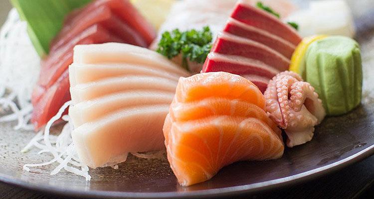Resultado de imagen de pescado crudo